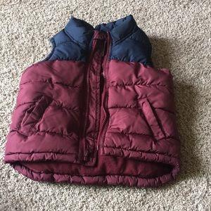 Old Navy toddler boys vest